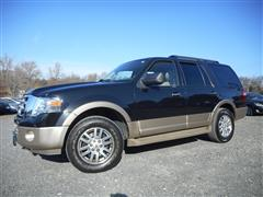 2011 FORD EXPEDITION XLT LEATHER DVD NAV REAR ENT