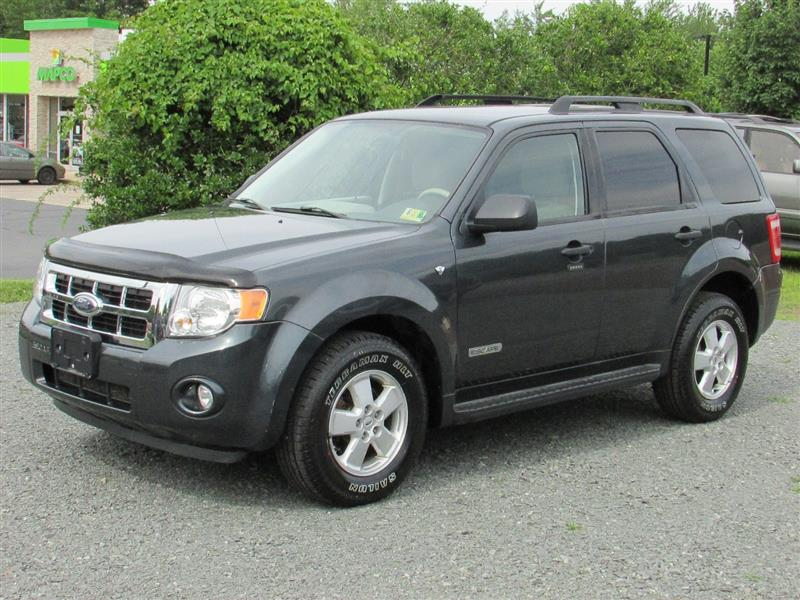2008 FORD ESCAPE XLT--4WD