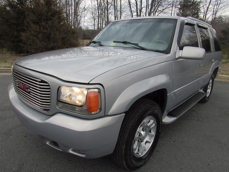2000 GMC DENALI Yukon