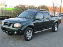 2002 NISSAN FRONTIER 4WD SC SuperCharger