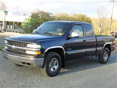 1999 CHEVROLET SILVERADO 1500 LS Z71 4X4