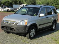 2004 HONDA CR-V EX