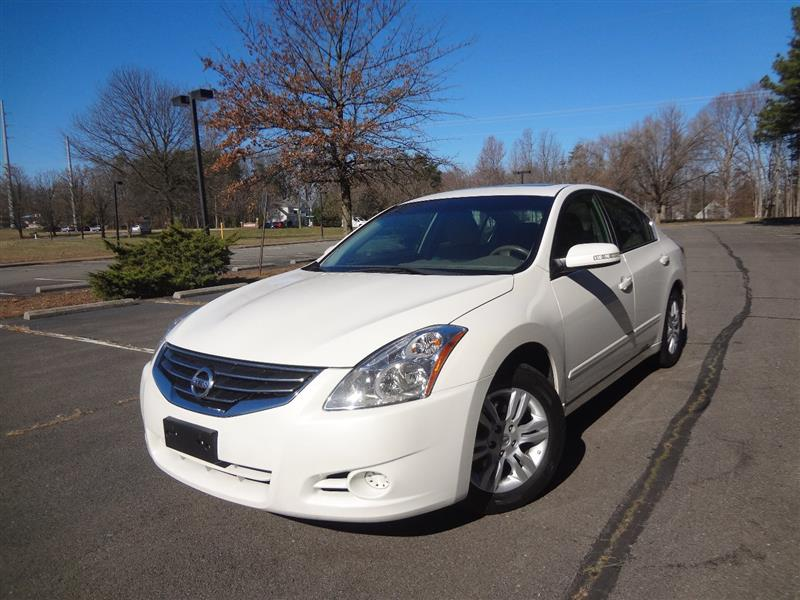 2012 NISSAN ALTIMA 2.5 S w/Sunroof