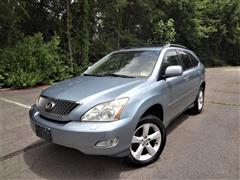 2005 LEXUS RX 330 AWD with Navigation