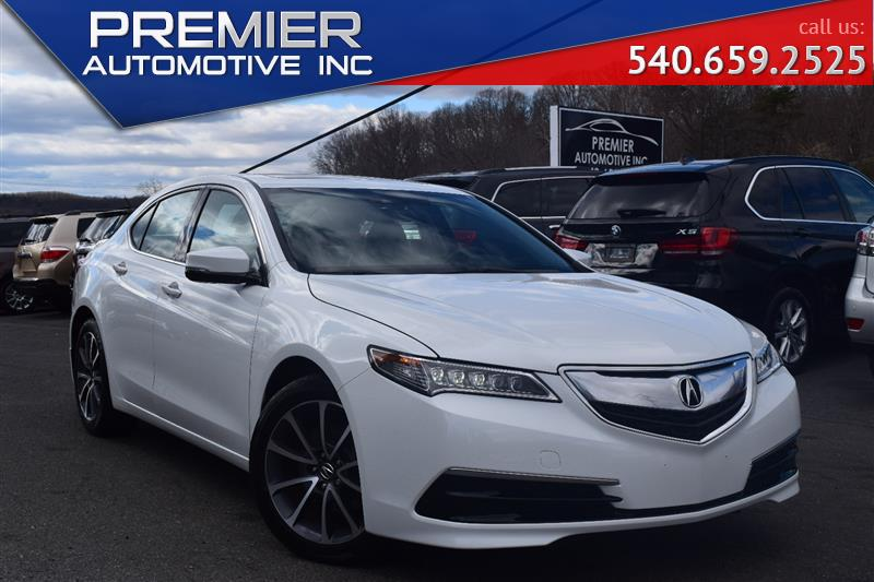 2015 ACURA TLX V6 Technology Package