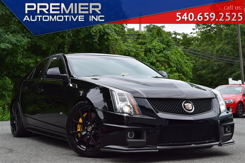 2013 CADILLAC CTS-V SEDAN HPE600 HENNESSEY