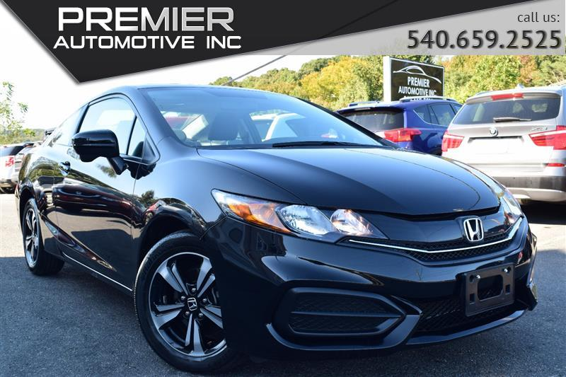 2015 HONDA CIVIC COUPE EX