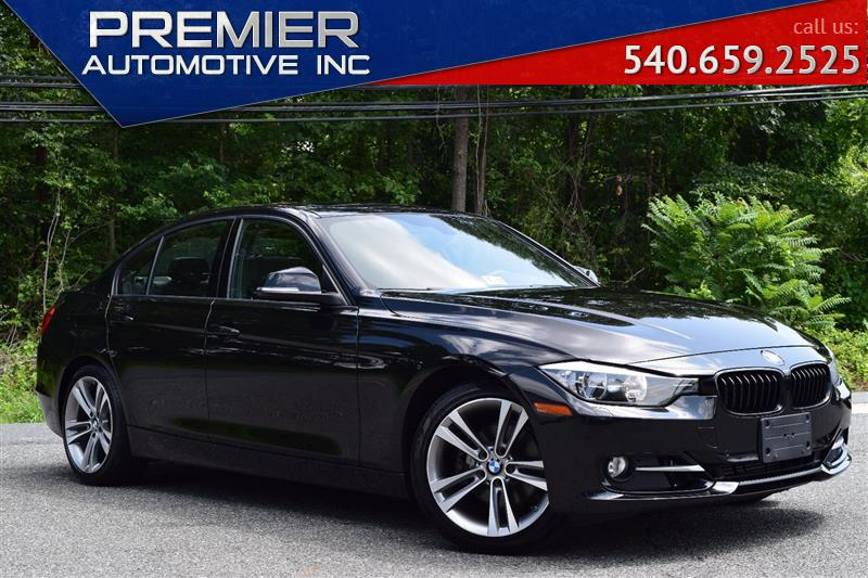 2014 BMW 3 SERIES 328d xDrive SPORT LINE