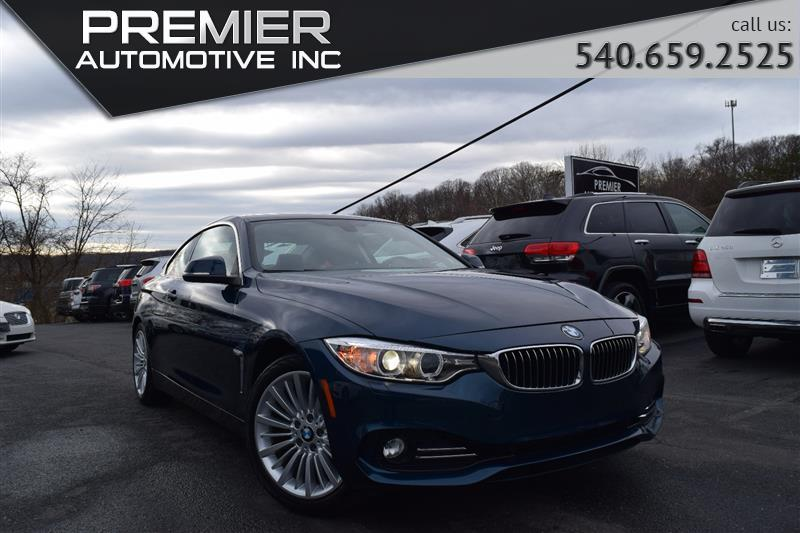 2014 BMW 4 SERIES 428i xDrive Luxury Line