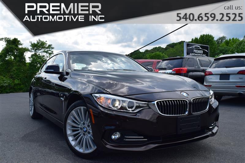 2015 BMW 4 SERIES 428i Gran Coupe xDrive Luxury Line