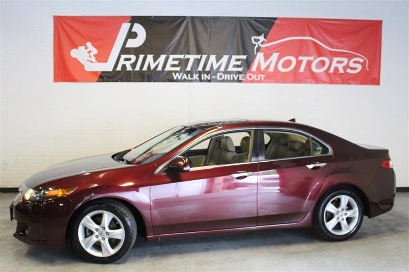 2009 ACURA TSX Leather, Sunroof & Heated Seats