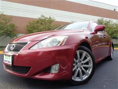 2008 LEXUS IS 250 Sports Sedan