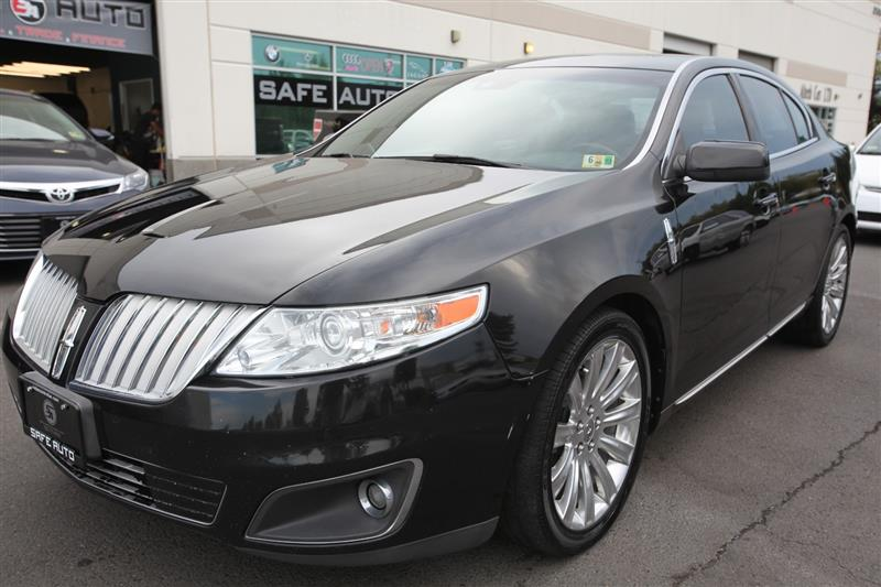 2009 LINCOLN MKS ULTIMATE AWD