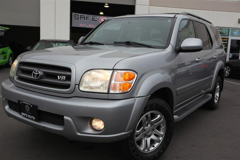 2003 TOYOTA SEQUOIA Limited-NAV--DVD