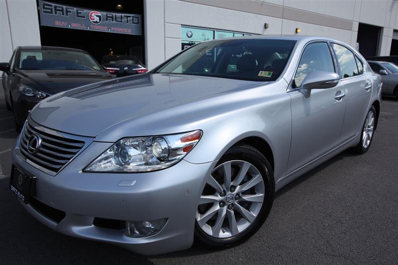2012 LEXUS LS 460 LS 460 L Luxury Sedan
