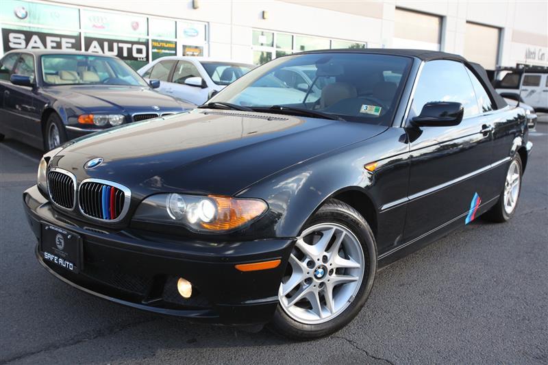 2004 BMW 3 SERIES 325 CI convertible