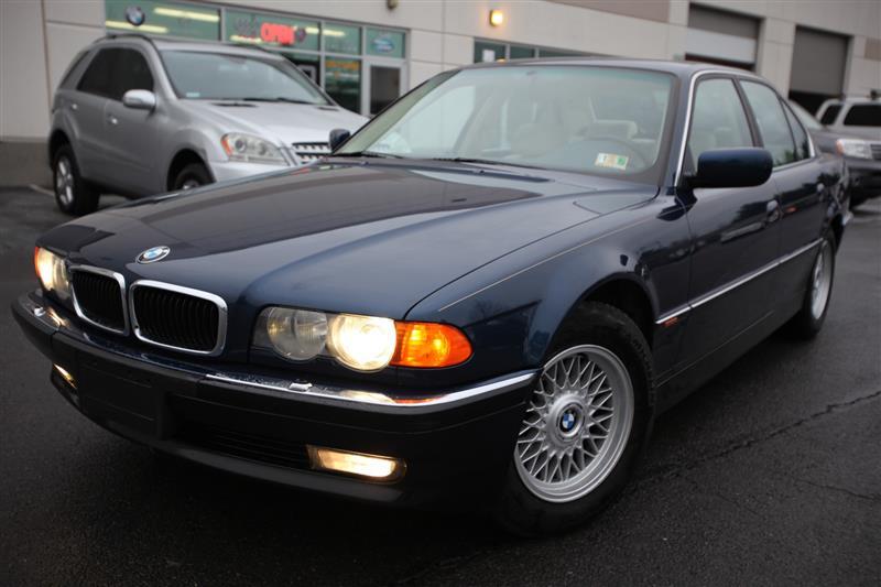 1999 BMW 7 SERIES 740iA
