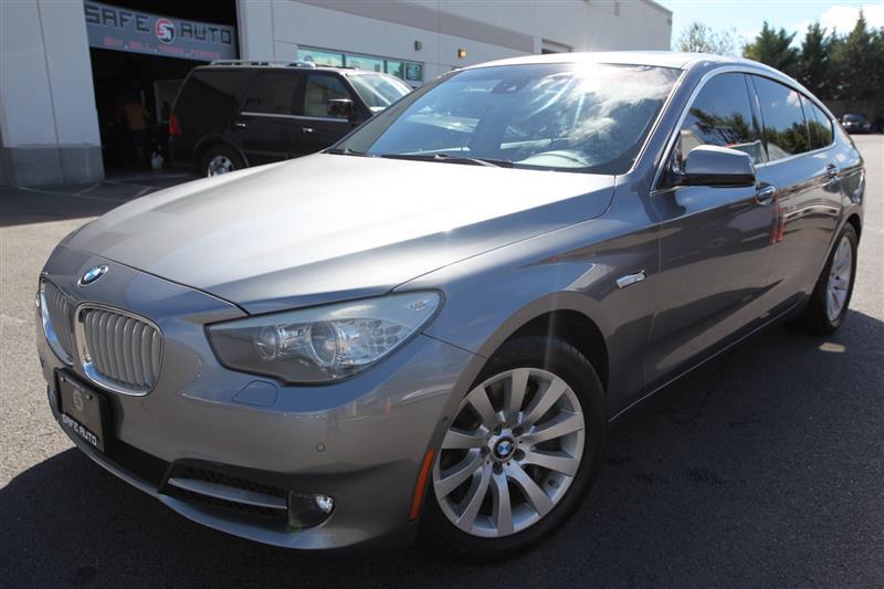 2010 BMW 5 SERIES GRAN TURISMO 550i