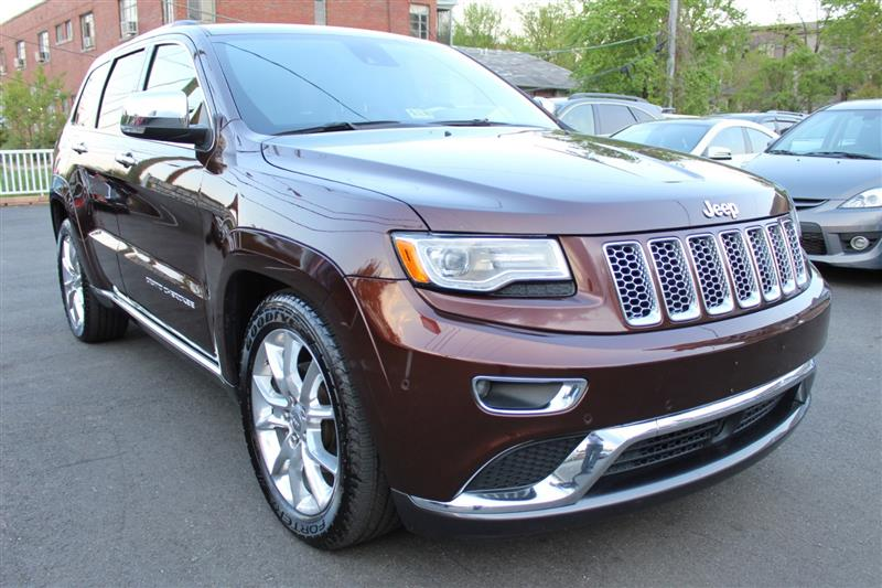 2015 JEEP GRAND CHEROKEE Summit