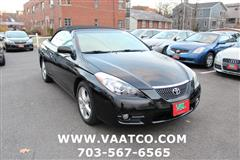 2008 TOYOTA CAMRY SOLARA SLE with Navigation