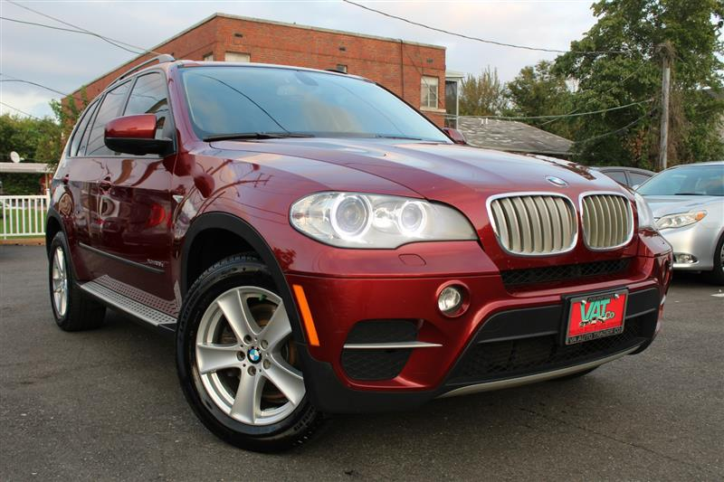2011 BMW X5 35d with Sport Package/Pana Roof