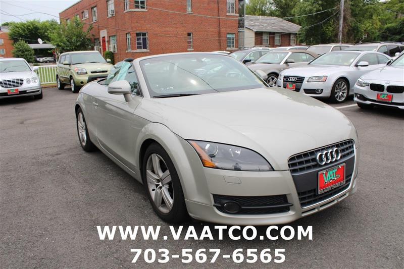 AUDI TT T Arlington VIRGINIA Virginia Auto Trader Co - Audi car loan calculator