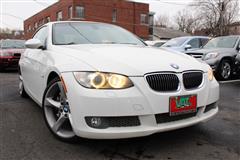 2009 BMW 3 SERIES 335i Hard Top Convertible