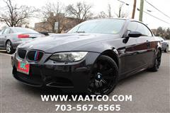 2008 BMW M3 Convertible 6 Speed Manual