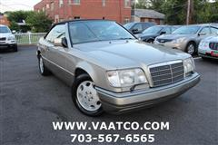 1994 MERCEDES-BENZ 300 SERIES E320